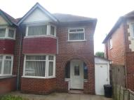 3 bedroom home in Allendale Road...