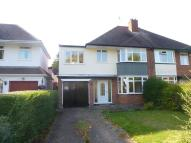 property to rent in Slater Road, Bentley Heath, SOLIHULL