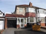 Semi-Detached Bungalow to rent in Baldwins Lane, BIRMINGHAM