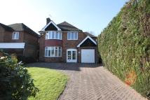 Yewhurst Road Detached property to rent