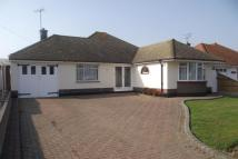 Bungalow to rent in THORPE BAY