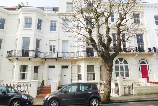 2 Bedroom Flat To Rent In Compton Avenue Brighton Bn1