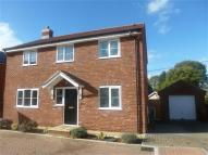 Detached house to rent in Culmstock Road, Hemyock