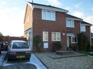 semi detached house in Mercer Way, CHESTER