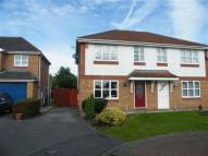semi detached home in Fairoak Close, WINSFORD