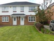 3 bedroom semi detached property in Millbrook Close, Winsford