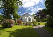 Detached home for sale in Rhuallt, Denbighshire