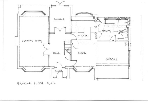 Proposed GroundFloor