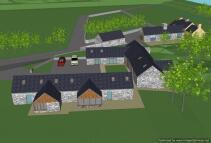 Farm House in Llanfairynghornwy...