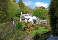 4 bedroom Detached house in Glandwr, Nr Barmouth...