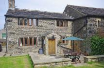 Cottage for sale in 1 Rishworth Hall Cottage...