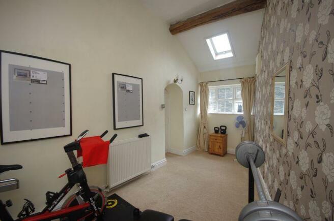 Bedroom 4 / Gym