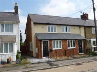 semi detached home in Aylesbury Road...