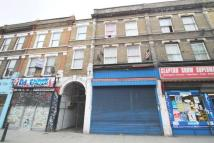 Lower Clapton Road Shop to rent