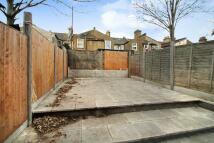 Terraced property in Vansittart Road...