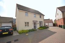 3 bed Detached house to rent in Magpie Close, Norwich