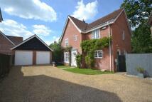 Detached house in Framingham Earl, NR14