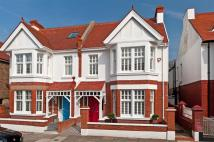 4 bedroom semi detached house in Lawrence Road, Hove