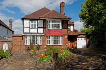 Detached property for sale in Stanford Close, HOVE
