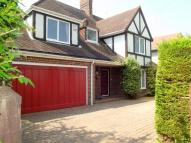 Detached home in Shirley Drive, HOVE
