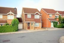 3 bedroom Detached house in Crosier Close...