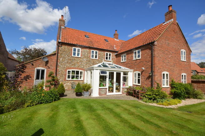 Property For Sale In Norfolk With Annexe