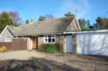 Detached Bungalow in Uplands Park, Sheringham