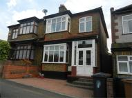 3 bedroom semi detached home for sale in Belle Vue Road...