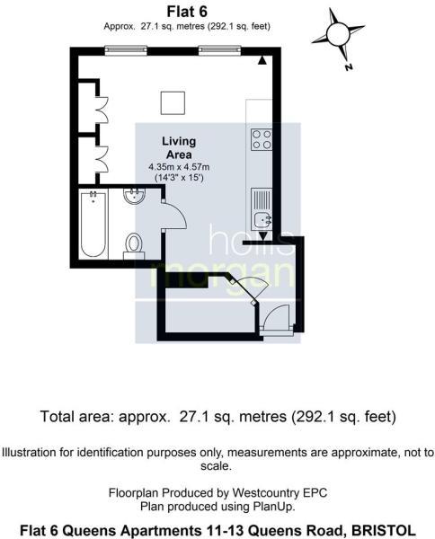 Flat 6 Queens Apartm
