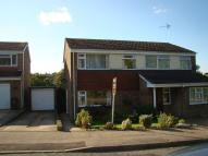 3 bedroom semi detached house in Silverspot Close...