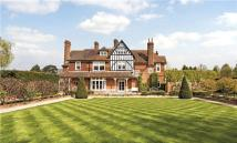 Detached house in Manor Park, Chislehurst...
