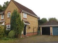 2 bedroom semi detached property to rent in Morton Close, Ely, CB7
