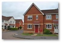 semi detached house in Heron Gardens, Rayleigh...