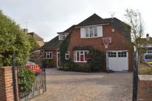 Detached property in GORING HALL