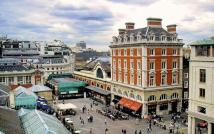Covent Garden Piazza Studio flat for sale