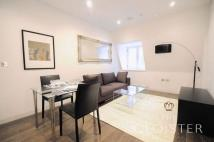 Studio flat for sale in Marconi House, Strand...