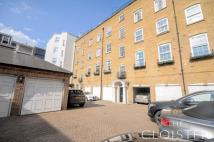 Prince Regent Mews Flat to rent