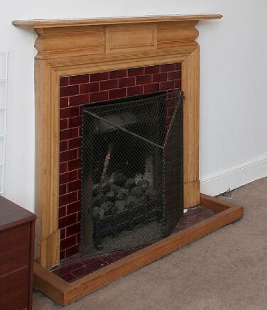 Fireplace - Newbattl
