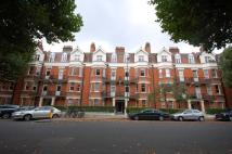 Flat to rent in Castellain Mansions...