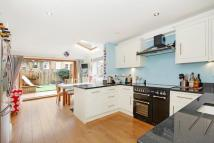 Terraced house in Haldon Road Putney SW18