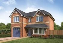 4 bed Detached property in The Davenham, Haworth
