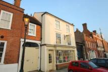 Flat in Castle Street, Farnham...