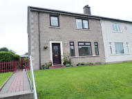 semi detached home in Sheil Avenue, East Mains...