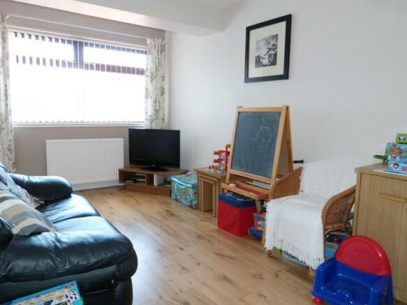 Family Room/ Bedroom
