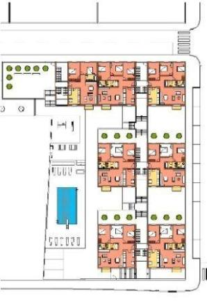 Image 3, 3 Bedroomed Apartment : AA66
