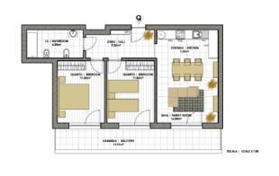 Image 10, 2 Bedroomed Apartment : AA289