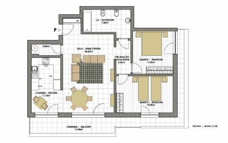Image 13, 2 Bedroomed Apartment : AA288