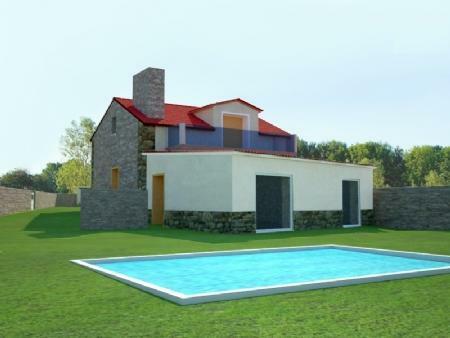Image 1, 4 Bedroomed Villa : AV1547