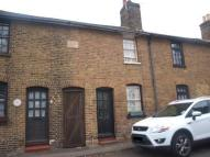 1 bed Terraced property in 4 CHAPEL ROW COTTAGES...