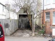 Garage in GARAGE & FORECOURT REAR for sale